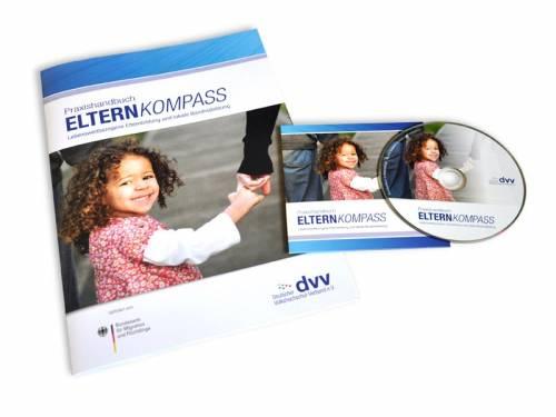 Praxishandbuch Elternkompass für den DVV – Print und CD-Rom