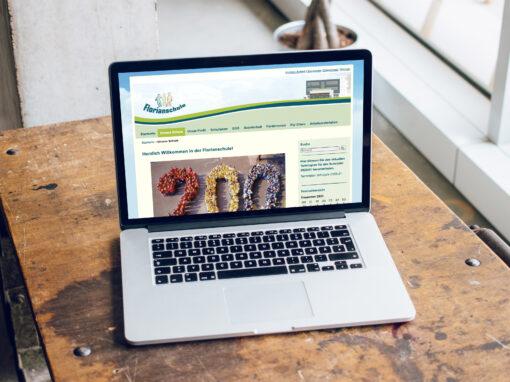 Design und Typo3-Webseiten für Kölner Schule