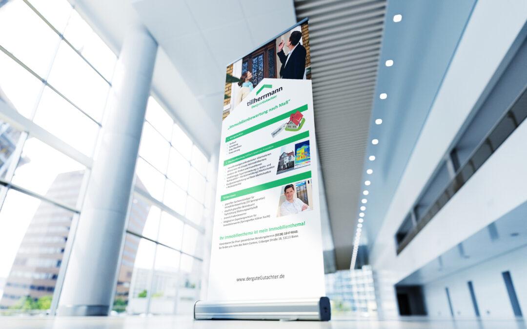 Webdesign und Printmedien für Immobilien-Service